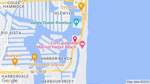 Deco Boutique Hotel Map