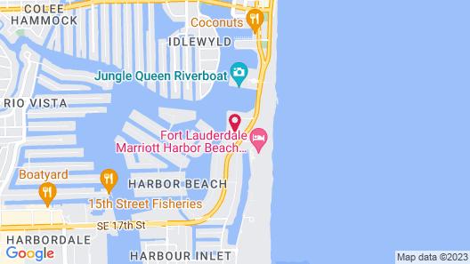 Sea Beach Plaza Map
