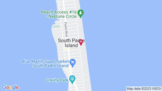 The Palms Resort Map