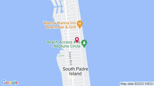 South Beach Inn Boutique Beach Motel Map