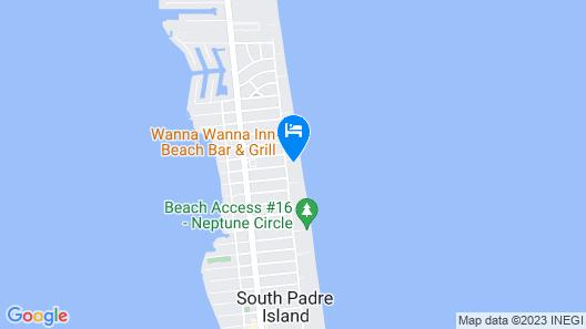 La International 206 - A Fishing Family's Dream Vacation Destination Map