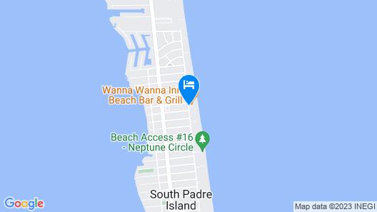 Wanna Wanna Inn Map