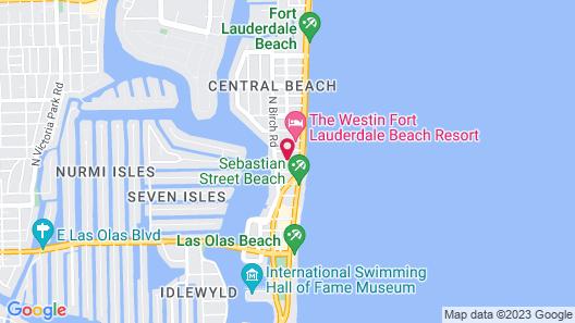 Fala Hotel Map