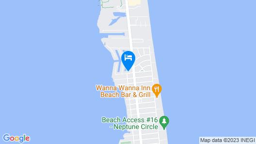 108 W. Morningside 2 Bedroom Condo Map