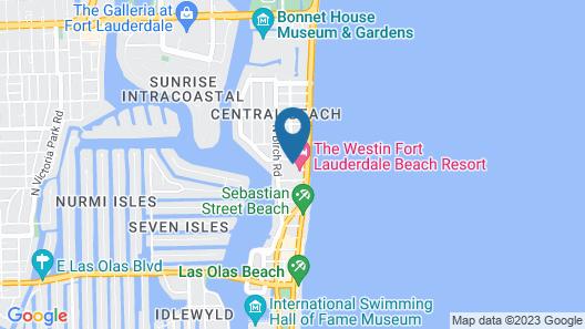Elita Hotel Map