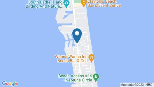 WindWater Hotel & Marina Map