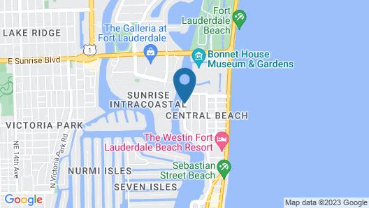 Manhattan Tower Apartment Hotel Map