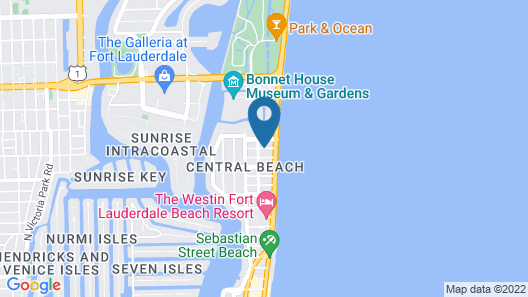 Premiere Hotel Map
