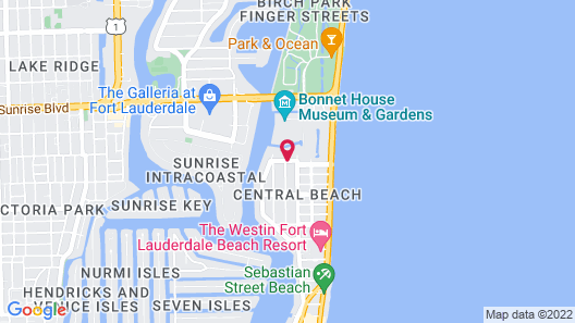 Tranquilo A North Beach Village Resort Hotel Map