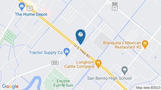 Lone Star Inn Map