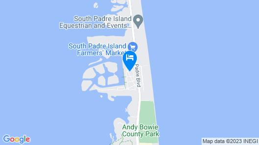 Coastal - Private Home Close To Beach & Bay 2 Bedroom Home Map