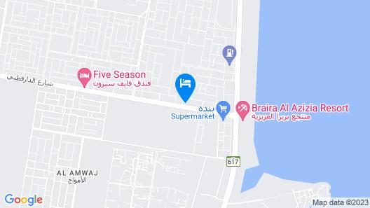 OYO 409 Enjaz Inn Map