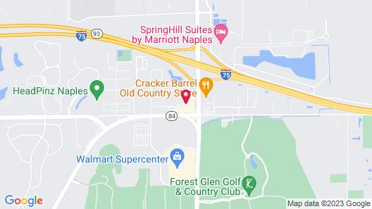 La Quinta Inn & Suites by Wyndham Naples East (I-75) Map