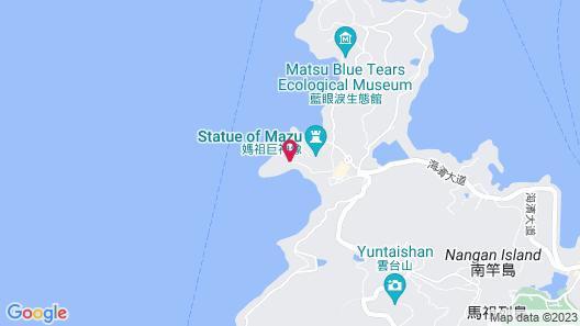 Matsu E19 - Campsite Map