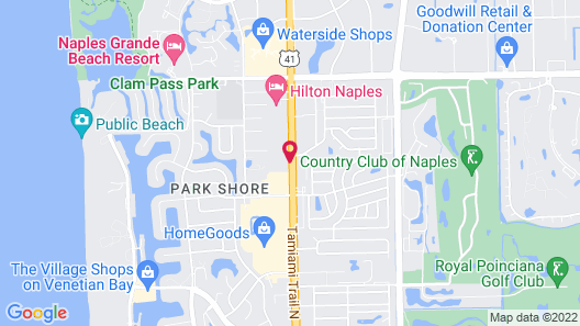 Staybridge Suites Naples - Gulf Coast, an IHG Hotel Map