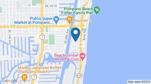 Bahama Beach Club Map