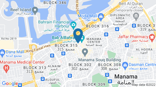 The Merchant House Map