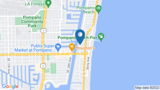 Sands Harbor Resort and Marina (No Resort Fee) Map