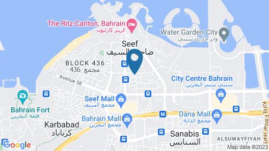 Al Manzil Residence Map