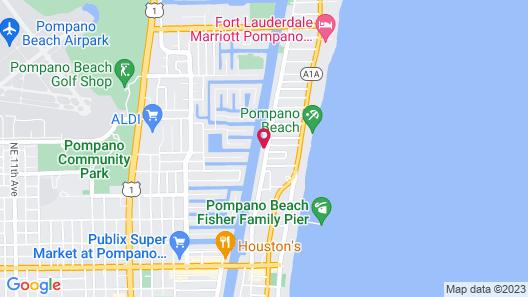 Aqua Mar Condos Map
