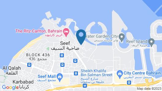 Royal Saray Resort Managed by Accor Map