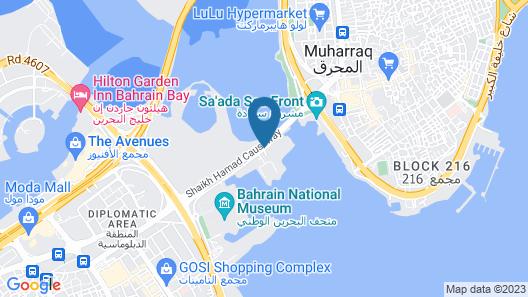 Elite Resort & Spa Map