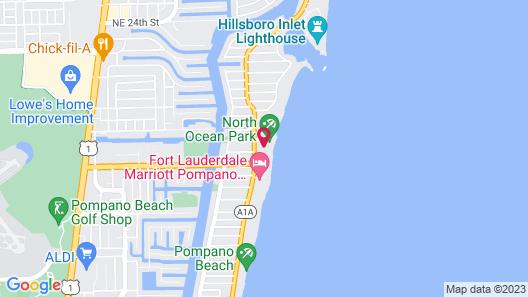 La Costa Beach Club by Capital Vacations Map