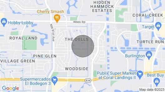 Beautiful Home in the Quiet Neighborhood Map