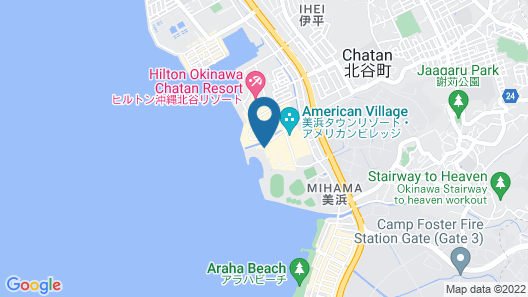 RINKEN'S HOTEL Map
