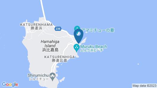 Hotel Hamahigashima Resort Map