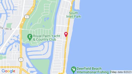 Ventura at Boca Raton by Capital Vacations Map