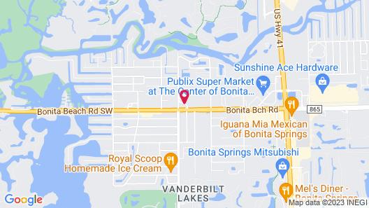 Bonita Village Map