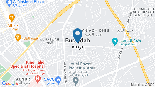Dheyouf Al Wattan For Furnished Suites Map