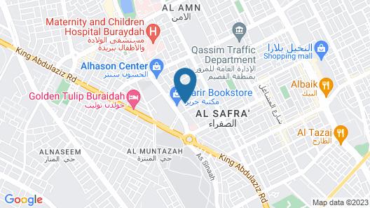 Arif Housing Units Map