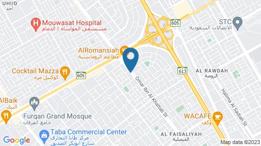 One To One Marbia Faisaliya Map