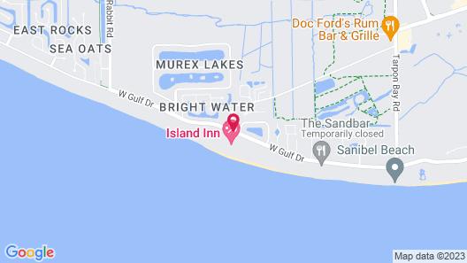 Island Inn Map