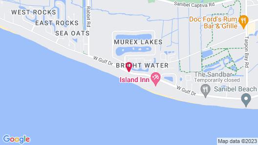 Sunset Beach Inn Map
