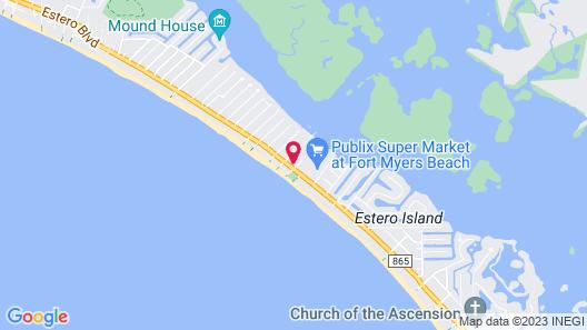 4543 Estero Blvd. 5 Bedrooms 4.5 Bathrooms Home Map