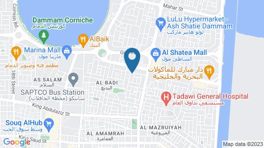 Time Dammam Residence Map