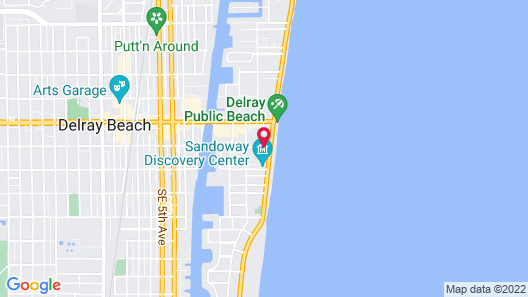 Dover House Resort Map