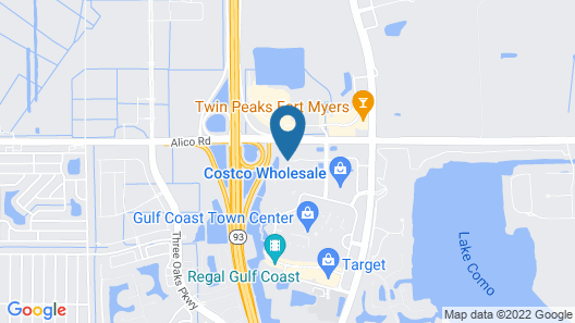 Drury Inn & Suites Fort Myers Airport FGCU Map