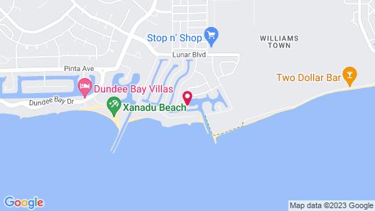 Running Mon Sunrise Resort & Marina Map