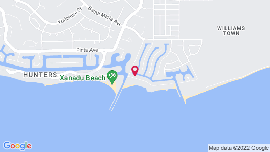 SeaBreeze Vacation Villas & Country Club Map