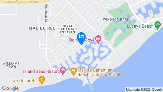 Ocean Reef Yacht Club & Resort Map
