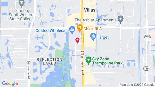 Fairfield Inn & Suites by Marriott Ft. Myers/Cape Coral Map