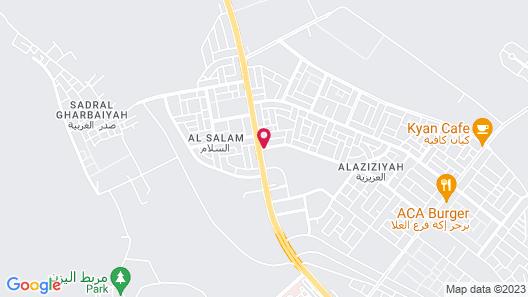 Almazham Farm House In Madin Saleh Alula Map