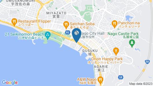 Hotel AIOLITE Map