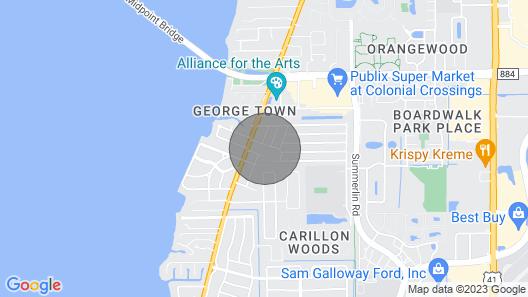 Luxe Modern & Private Coastal Getaway! Map