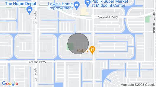 Villa Harmony With Heated Pool Map