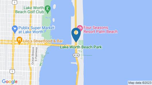 Fairfield Inn And Suites By Marriott Palm Beach Map